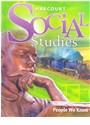 Michael J. Berson, Tyrone C. Howard, Not Available (NA), Cinthia Salinas, Harcourt School Publishers - Social Studies People We Know