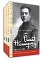 Ernest Hemingway - The Letters of Ernest Hemingway Hardback Set Volumes 1-3: Volume 1-3