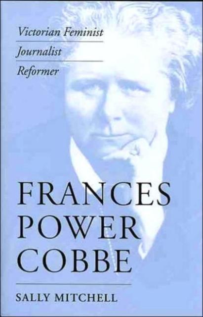 Fester Einband Frances Power Cobbe von Sally Mitchell