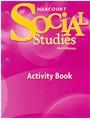 Hsp (COR), Harcourt School Publishers - Social Studies, Grade 6-7 Homework & Practice Book World History