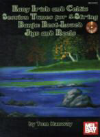 TOM HANWAY - Easy Irish and Celtic Session Tunes for 5-string Banjo