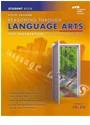 Steck-Vaughn (COR), Steck-Vaughn Company - Steck-vaughn Ged Test Prep Reasoning Through Language Arts