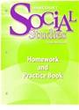 Hsp (COR), Harcourt School Publishers - Social Studies, Grade 2 Homework&practice Book