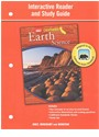 Hrw (COR), Holt Rinehart & Winston, Holt Rinehart and Winston - Science & Technology, Grade 7 Interactive Reader Study Guide Earth