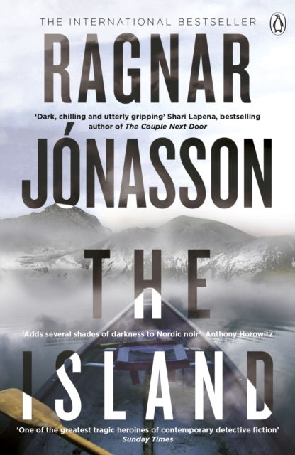 Ragnar Jonasson, Ragnar Jónasson - The Island - Hidden Iceland Series, Book Two
