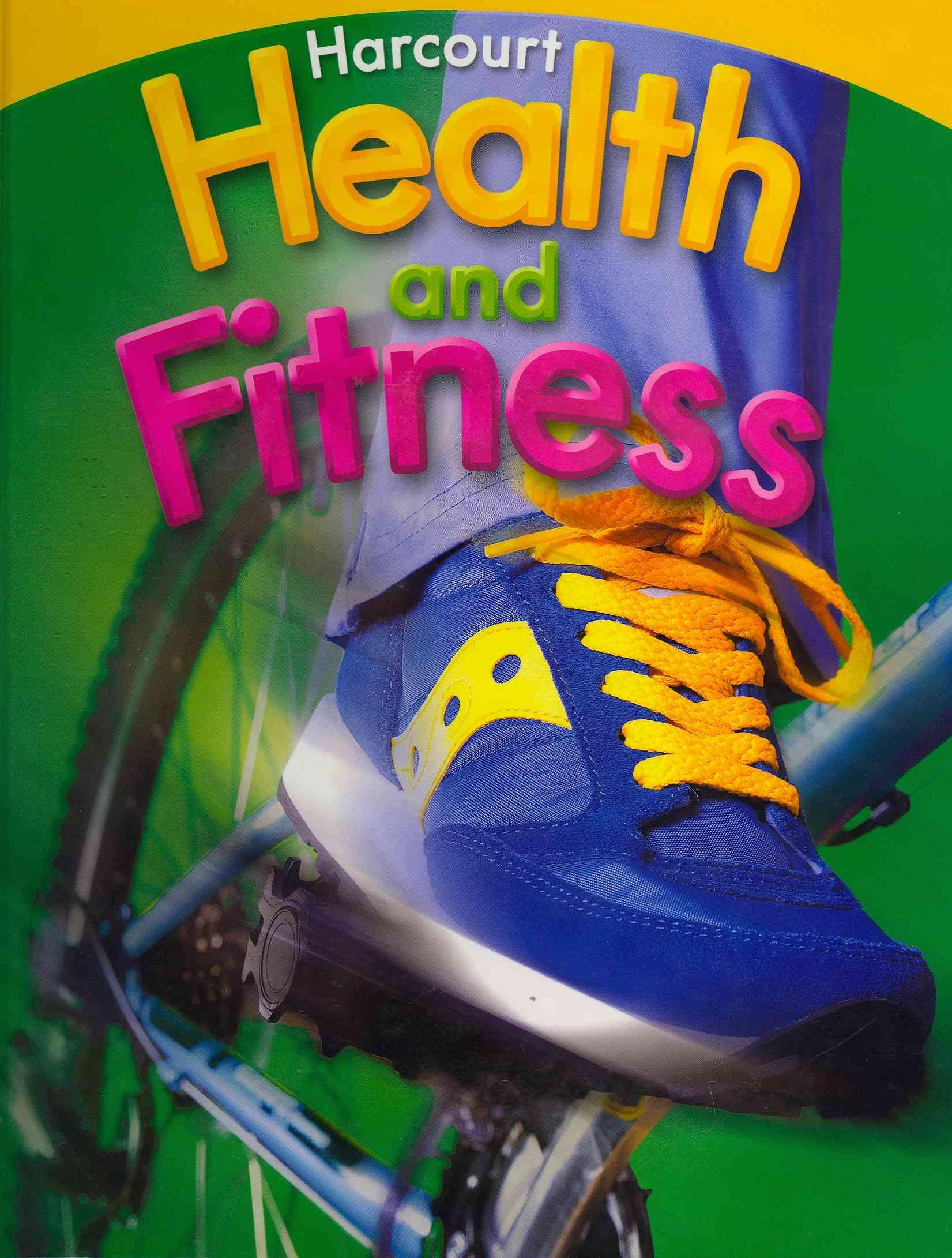 Hsp,  Hsp (COR),  Harcourt School Publishers - Health & Fitness/Be Active, Grade 4 - Harcourt School Publishers Health & Fitness/Be Active