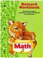 Houghton Mifflin Company (COR), Hsp, Harcourt, Harcourt School Publishers - Math Reteach Workbook