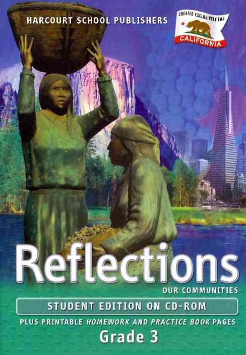 Hsp (COR),  Harcourt School Publishers - Reflections, Grade 3 - Harcourt School Publishers Reflections California