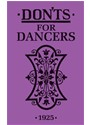 Cover: Don'ts for Dancers