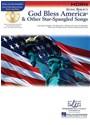 Hal Leonard Publishing Corporation (COR) - GOD BLESS AMERICA & OTHER STAR-SPANGLED SONGS COR +CD