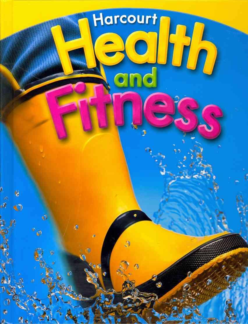 Lisa Bunting, Thomas M. Fleming, Charlie Gibbons,  Hsp (COR),  Harcourt School Publishers - Health & Fitness/Be Active, Grade 1 - Harcourt School Publishers Health & Fitness/Be Active