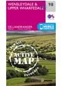 Ordnance Survey - Wensleydale & Upper Wharfedale