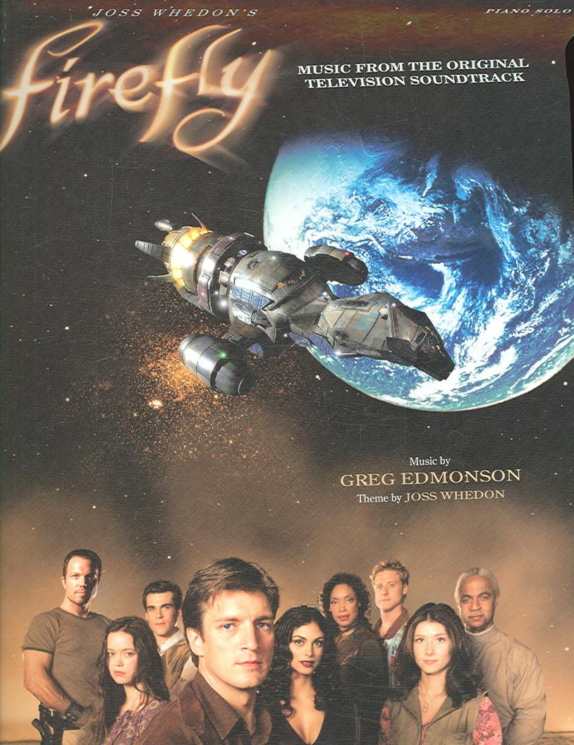 Greg Edmonson - FIREFLY PIANO