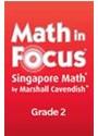 Houghton Mifflin Harcourt (COR) - Math in Focus , Book B Grade 2