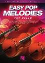 Hal Leonard Publishing Corporation (COR) - EASY POP MELODIES - FOR CELLO VIOLONCELLE