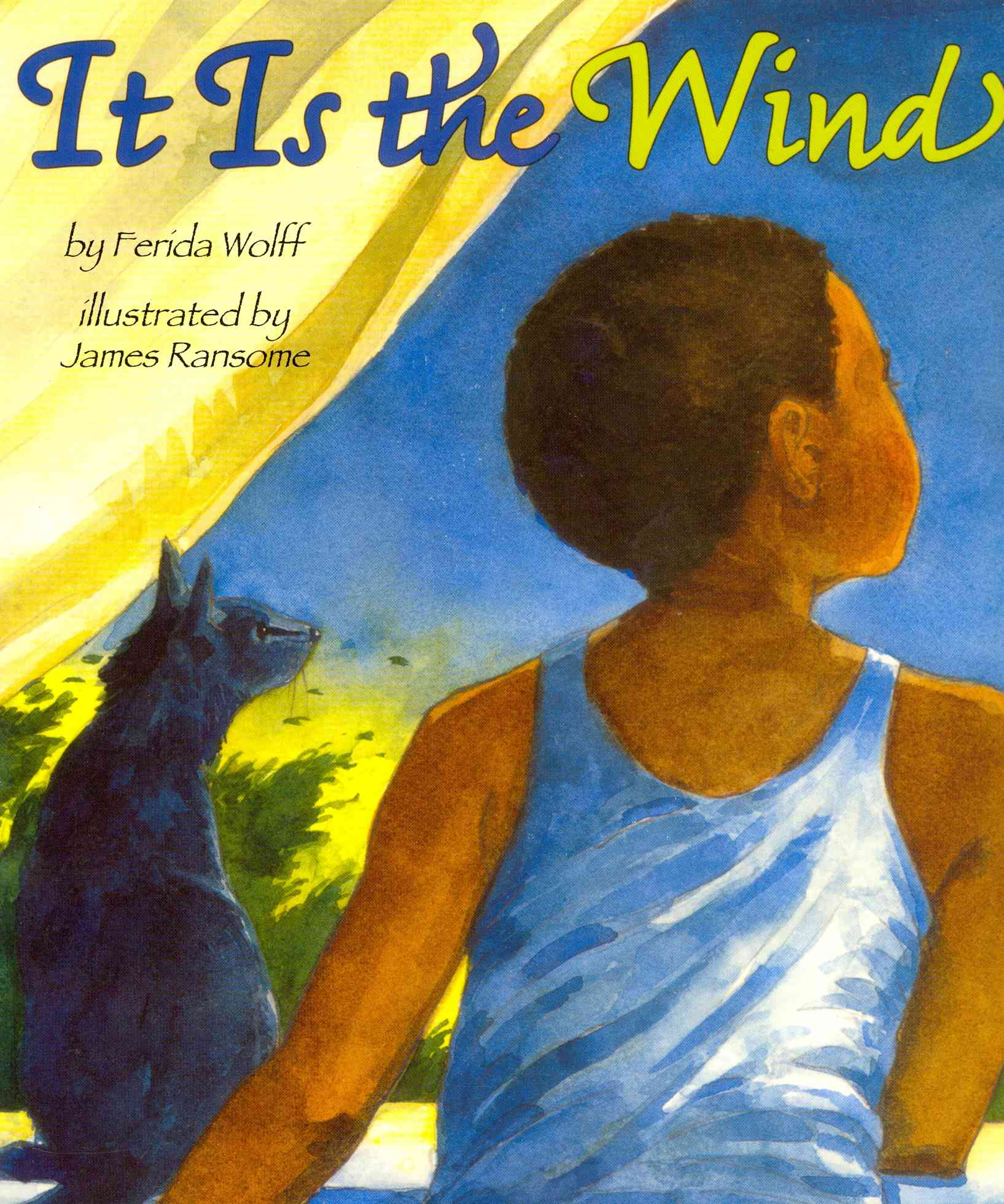 Hsp (COR), Ferida Wolff, James Ransome,  Harcourt School Publishers - It Is the Wind, Little Book Grade 1 - Harcourt School Publishers Storytown