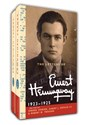 Ernest Hemingway - The Letters of Ernest Hemingway Hardback Set Volumes 2 and 3: Volume 2