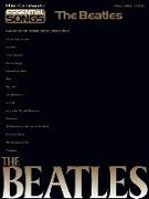 Beatles (CRT) - ESSENTIAL SONGS - THE BEATLES PIANO, VOIX, GUITARE