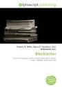 Frederic P. Miller, Agne F Vandome, John McBrewster, Frederic P. Miller, Agnes F. Vandome - Blackletter