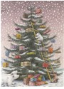 Hans de Beer - Le sapin de Noël de Plume: calendrier de l'Avent