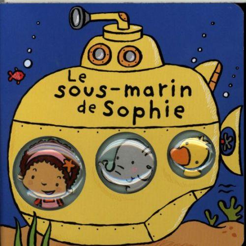 Collectif,  Elliot, Rachel Elliot,  ELLIOT RACHEL - SOUS-MARIN DE SOPHIE (LE)