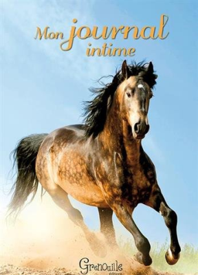 Collectif,  Vincent Robert - Mon journal intime : cheval