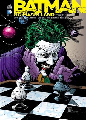 Collectif,  Thomas Davier - Batman : no man's land. Volume 6 - Batman : no man's land