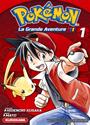 Hidenori Kusaka, Kusaka Hidenori - Pokémon : la grande aventure !. Volume 1