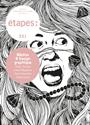 Collectif, REVUE ETAPES - Etapes : design graphique & culture visuelle. n° 221, Médias & design graphique : quel rôle le design graphique peut-il jouer dans l'élaboration des médias de demain ?
