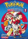 Hidenori Kusaka - Pokémon : la grande aventure : Rubis et Saphir. Volume 1