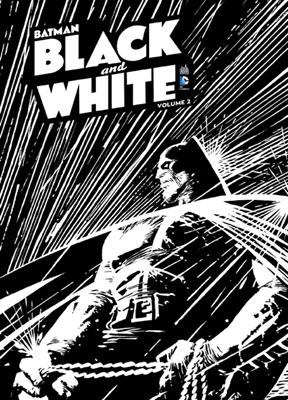 Collectif,  Jérôme Wicky - Batman : black and white. Volume 2 - Batman : black and white