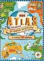 Collectif - Mon atlas à colorier