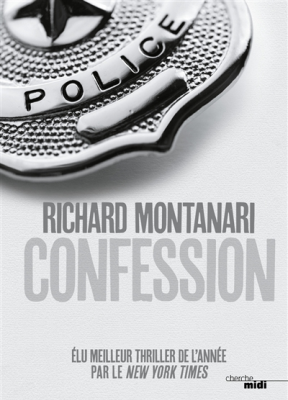 Richard Montanari,  Montanari Richard - Confession