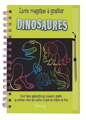 Collectif - Dinosaures