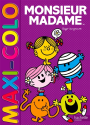 Roger Hargreaves - Monsieur Madame : maxi colo