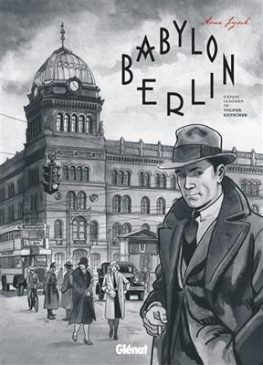Arne Jysch,  Kutscher+jysch - Babylon Berlin