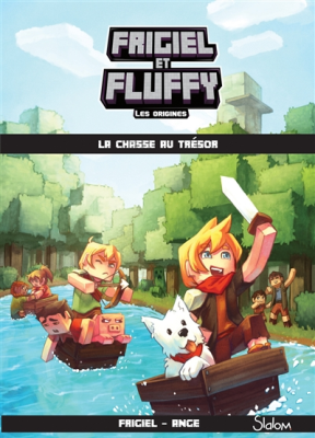 Frigiel et Fluffy : les origines, La chasse au trésor