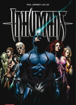 Paul Jenkins, Jae Lee - Inhumans, Tour d'ivoire - Inhuman