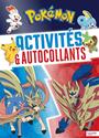 Pokémon : activités & autocollants