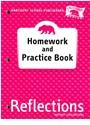 Hsp (COR), Harcourt School Publishers - Reflections, Grade 5 Homework & Practice Book