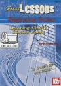 William Bay, Bay William - WILLIAM BAY: FIRST LESSONS BEGINNING GUITAR - LEARNING CHORDS\PLAYING SONGS (BOOK/ONLINE AUDIO)