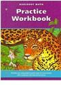 Hsp (COR), Harcourt School Publishers - Math, Grade 6 Practice Workbook