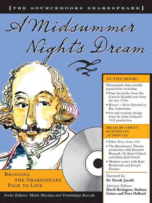 William Shakespeare - A Midsummer Night's Dream - Shakespeare Experience