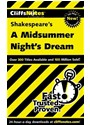 Cliffs Notes, Karin Jacobson, William Shakespeare - A Midsummer Night's Dream