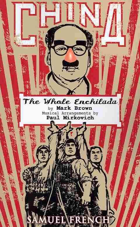 Kartonierter Einband China - The Whole Enchilada von Mark Brown