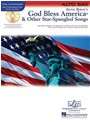 Not Available (NA) - GOD BLESS AMERICA & OTHER STAR-SPANGLED SONGS SAXOPHONE +CD