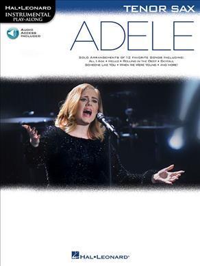 Adele Laurie) Adele (Blue Adkins,  Adele (CRT) - ADELE SAXOPHONE +ENREGISTREMENTS ONLINE