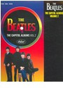 Beatles, Not Available (NA) - THE BEATLES - THE CAPITOL ALBUMS, VOLUME 2 PIANO, VOIX, GUITARE