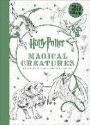 Inc. Scholastic, Scholastic (COR) - Harry Potter Magical Creatures Postcard Coloring Book