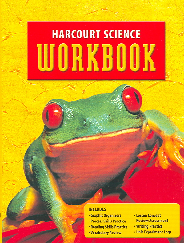 Not Available (NA),  Harcourt,  Harcourt School Publishers - Science